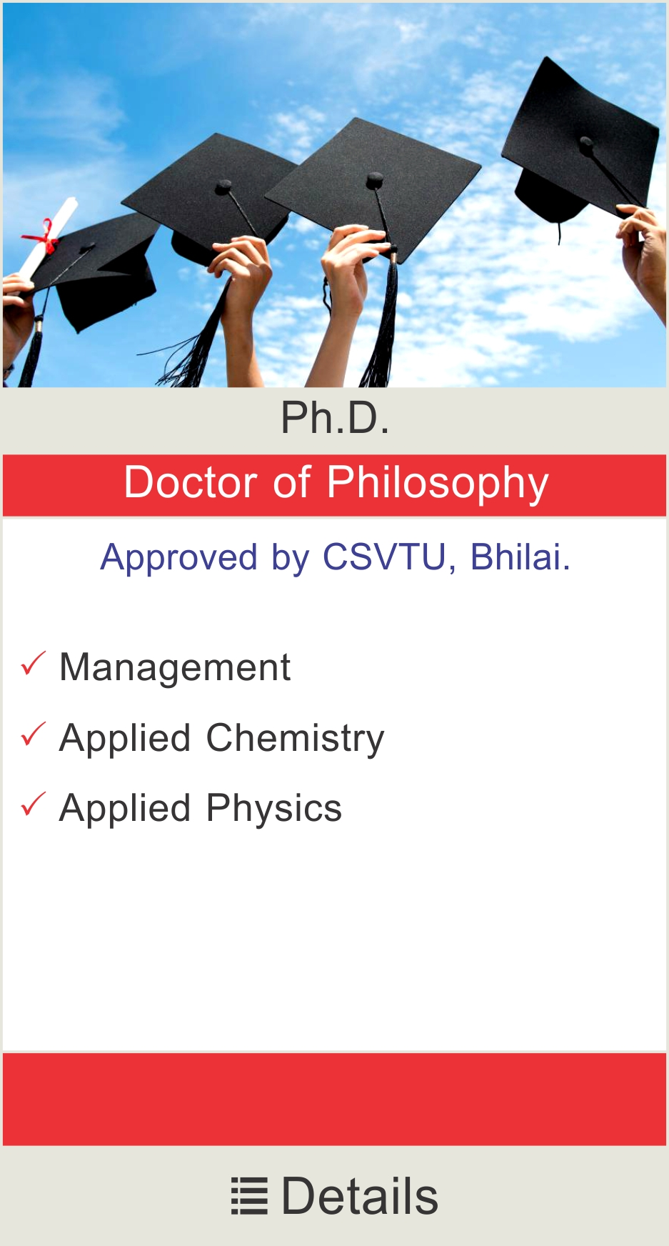 Disha Institute Of Management and Technology | DIMAT
